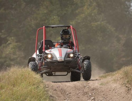Upgrade Your Off-Road Go Kart Experience
